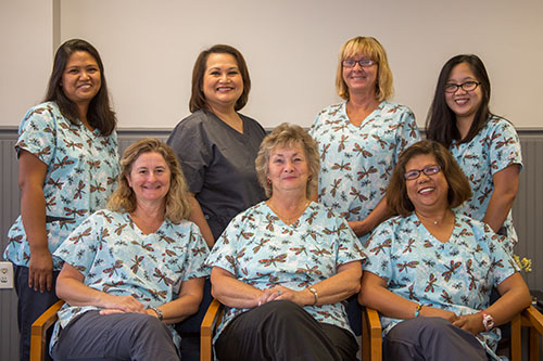Dental Team in Essex, Maryland