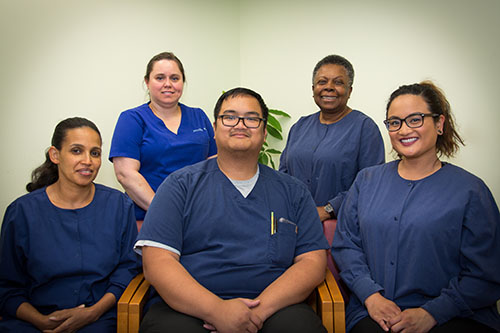 Dental Team in Silver Spring, Maryland